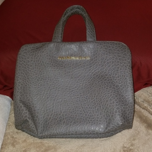 anna marina franco Handbags - NWOT make up bag